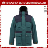 Competetive Price Winter Windproof Ski Jackets Men 2016 (ELTSNBJI-22)