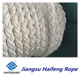 52mm Polyester Polypropylene Filament Mixed 8-Strand Rope