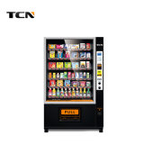 Large Capacity Drinks & Snacks Combo Vending Machine of Tcn