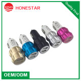 Very Fashion Double USB iPhone Car Charger