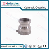 Stainless Steel 2-1/2′′ Threaded Camlock Quick Coupling/Cam Lock Fittings