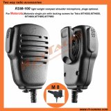 Shoulder Speaker Microphone for Visar 3.5mm Plug