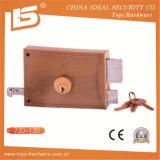 Security Safe Door Rim Lock (720-120)