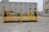 Zlp800 Aluminium Screw Type End Stirrup Powered Suspended Platform