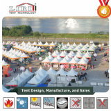 White Pagoda 3X3m Canopy Tents for Sale
