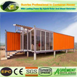 Folding Glass Steel Folding Expandable Shipping Flat Pack Prefab Container