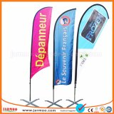 Cheap Publicize Good Price Beach Flying Banner