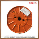 High Rigidity Pressed Steel Cable Cord Spools