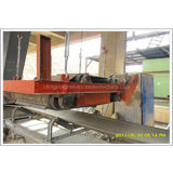 Suspended Cross Belt Electro Magnetic Separator