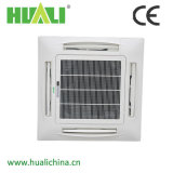 4-Way Cold Water Cassette Type Fan Coil Unit for Room Thermostat
