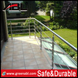 304 /316 Stainless Steel Handrails for Outdoor Steps (DD038)