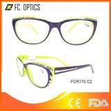 Fashion Plastic Magnifying Reading Glasses