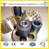 Prestressed Concrete Circular Anchor Head and Wedge for Post Tension