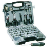 88PC Screwdriver Set with Socket Set with Blow Mould Case