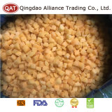 Top Quality Frozen Diced Yellow Peach