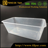 Cheap Nice Microwavable Disposable Plastic Takeaway Food Container / Box