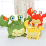 Creative Fortune Wing Small Crab Chuck Doll Sea Animals