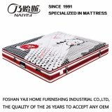 Precision Steel Spring Mattress with Thickened Knitting Fabric Cover (FB855)
