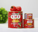 Canned Tomato Paste Tin