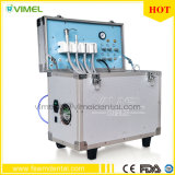 Portable Movable Dental Unit Medical Trolley Equipment