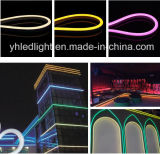 High Brightness SMD2835 Flex Rope Multi-Color R/G/B/Y/W/Ww for Garden/Park Decoration