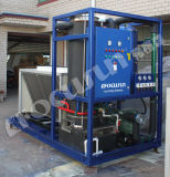 Highly Efficient Tube Ice Machine Germany Compressor