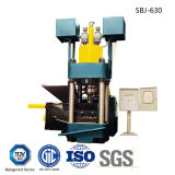 Briquetters Automatic Aluminum Iron Metal Scrap Hydraulic Press Recycling Machine-- (SBJ-63)