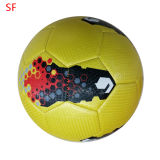 Soccer Ball/Promotion Ball, Flag Printing, PVC Cover Football