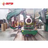 V Frame Steel Coil Transfer Car on Tracks for Aluminium Plant