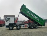 Sinotruk HOWO 8X4 Dump Truck 371HP with Good Price