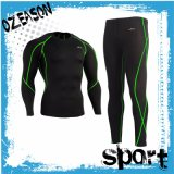 Customized Compression Clothing Wholesale Mens Compression Pants (CM004)