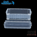 Multicolor Transparent Superposition Plastic Box