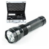 Super Bright 24W 2000lumen HID Torch Flashlight