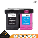 301 Color Ink Cartridge for HP 1000/ 2000/ 3000/1050/ 2050/ 3050 Aio Series/ Deskjet 1510/ 1010/ 2540