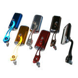 Cheap China CNC Aluminum Motorcycle Rearview Mirror