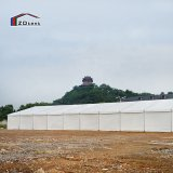 Cheap Waterproof PVC Canopy Storage Tent Large Capacity Industrial Warehouse Tent