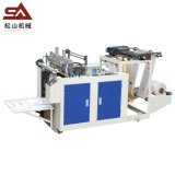 Wenzhou Manufacturer Wholesale Ce Certificated Easy Operated Single Line Plastic Bag Making Machine for Shopping Bags
