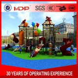 Luxury Multi-Function Security Kids Outdoor Playground Equipment HD16-066A