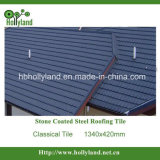 Stone Chips Coated Metal Roof Tile (Classical type)