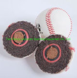 "9"" Cushioned Core Center Cowhide Leather 30% Wool Wings Baseball (BB-30C)"