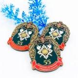 Cheap Wholesale Custom High Quality Royal Military Badge