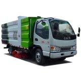 China Road Sweeper Wash Truck, Vacuum Street Sweeper