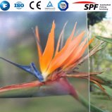 3.2mm High Transmittance Photovoltaic Patterned Tempered Glass for Solar Panel