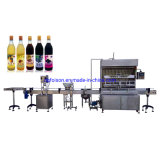 Automatic Pure Water Drink Filling Juice Production Line