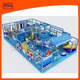 Children Indoor Playground Plastic Toys with Ball Pool