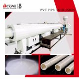 High Capacity Conical Twin Screw PVC Extruder