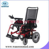 Bwhe601 Full-Automatic Pneumatic Tires Two Motors Foldable Electric Wheelchair