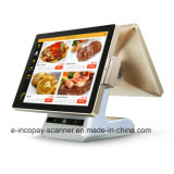 """Icp-Ea10s Android 15"""" Double Capacitive Touch Screen Cash Register for POS System/Supermarket/Restaurant/Retail"""