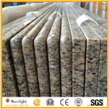 Prefab Giallo Santa Cecilia Light Granite Home Depot Bathroom Countertops