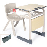 Wooden School Furniture Student Exam Desk